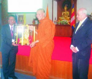 100th birthday of Venerable Somiden Paaraa Nayanasammara, Thailand2