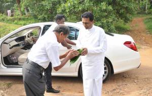 Jagath Sumathipala - Dining room donation for Dompe Bandaranayake Elders Home 2018 05