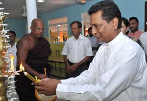 Jagath Sumathipala - Dining room donation for Dompe Bandaranayake Elders Home 2018 12