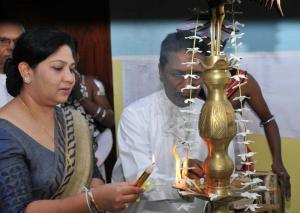 Jagath Sumathipala - Dining room donation for Dompe Bandaranayake Elders Home 2018 13