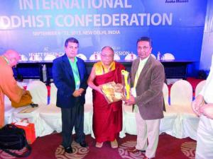 International Buddhist Confederation, India 1