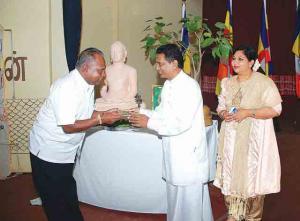 Tamil Buddhist Society in Jaffna 1