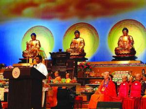 World Fellowship of Buddhists Hong Kong Conference3