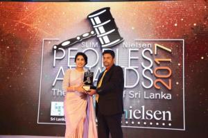 Sumathi Films (Private) Limited - Slim Nielsen Award 2016 for Paththini Movie3 (3)