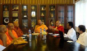 Lama Lobzang Visit Sri Lanka3