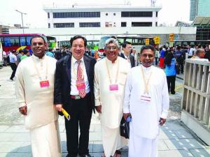 World Fellowship of Buddhists Hong Kong Conference2